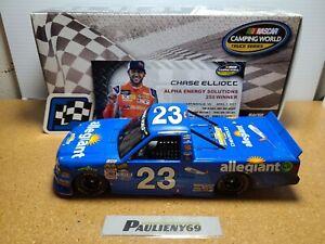 2017 Chase Elliott #23 Allegiant Martinsville Win Truck 1:24 NASCAR Action MIB