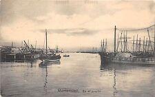 bg18951 Montevideo En el Puerto Uruguay