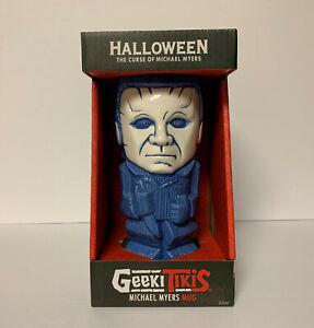 Halloween The Curse of Michael Myers Geeki Tikis