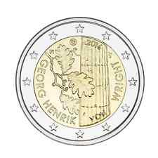 2 euro commémorative Finlande 2016 – Georg Henrik von Wright