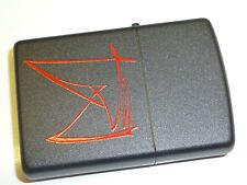 "MARLBORO ZIPPO LIGHTER ""RED M""- NEVER STRUCK - 2008 - VERY RARE - UNUSED- NICE"