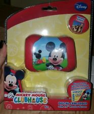 New Disney Mickey Mouse Clubhouse Digital Camcorder With 1.5 Inch Preview Screen