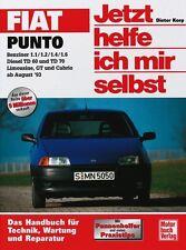 Fiat Punto ab 1983 Reparatur-Handbuch Reparaturbuch Jetzt helfe ich mir selbst