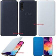 Genuine Samsung Flip Case Galaxy A50 smart phone cover original sm 505F 505g/ds