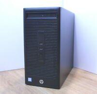 HP Business 280 G2 Win 10 Tower PC Intel Core i3 6th Gen 3.7GHz 4GB 500GB WiFi