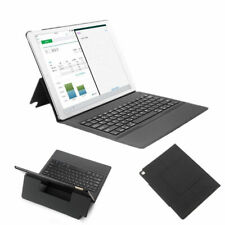 "Bluetooth Smart Leather Case Cover Keyboard Stand for iPad Pro 12.9"" 2rd 3rd Gen"