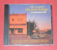 Bill Wyman's Rhythm Kings - Anyway the wind blows -- CD / Rock
