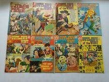 Charlton Western comic lot 45 different issues avg 4.0 VG