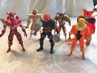 X-Men Vintage Lot of 6 Action Figures Marvel By Toy Biz D
