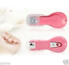 1pc Infant Scissors Manicure Baby Nail Clippers Safety Cutter Care Toddler