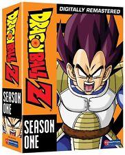 Dragonball Dragon Ball Z: Anime Series Complete Season 1 Box/DVD Set NEW!