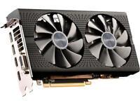 Sapphire Radeon PULSE RX 590 8GB GDDR5 PCI-E Dual HDMI / DVI-D / Dual DP w/ Back