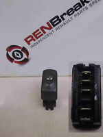 Renault Megane Scenic 1999-2003 Drivers OSF Front Electric Window Switch