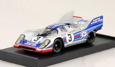 Porsche 917K Monza #3 1971 1:43 Brumm Modellauto R252