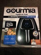Gourmia GAF318 4 Qt Digital Air Fryer | Oil-Free | 7 One Touch Preset Modes