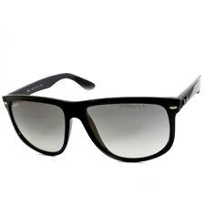 7cc56c1c09 Ray-Ban RB4147 601 32 High Street Black Light Grey Gradient Unisex  Sunglasses