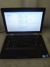 "*Dell Latitude E6430 14"" Core i7 2.9GHz 4GB/160GB Linux Laptop ""NO BATTERY"""