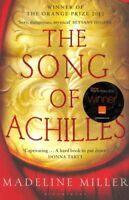 Song of Achilles, Paperback by Miller, Madeline, Like New Used, Free shipping...