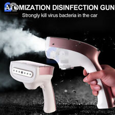 250ML Handheld Electric Nano Atomization Spray Gun Disinfection EU Plug