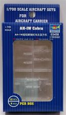 Trumpeter 3458 AH-1W Cobra Helicopter Set for 1/700 Scale Model Ships