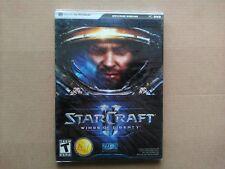 StarCraft II: Wings of Liberty (Windows, 2010) Rare Russian Release, Sealed