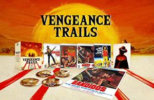 Vengeance Trails Four Classic Westerns DVD NUEVO