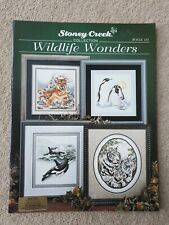 Stoney Creek Collection - Wildlife Wonders - Counted Cross Stitch Charts