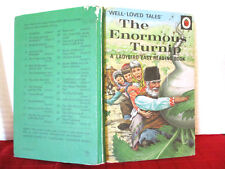 Ladybird Easy Reading Book THE ENORMOUS TURNIP c1970 HC Vera SouthGate, R Lumley