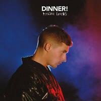 Dinner Psychic Lovers LP VINYL Captured Tracks 2016 NEW