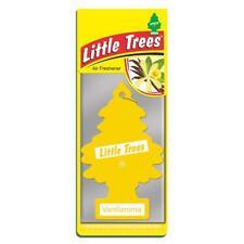 4 x piccolo albero magico Vanillaroma Deodorante Auto Vaniglia Freshner 2D