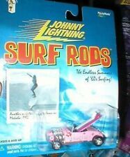 JOHNNY LIGHTNING SURF RODS SERIES MALIBU BABES MOC
