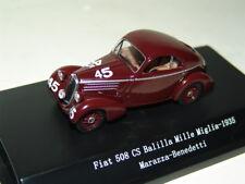 FIAT 508 CS BALILLA MILLE MIGLIA 1935 45  1:43 STARLINE