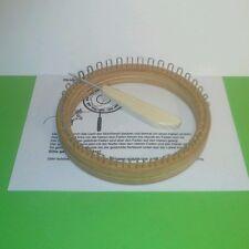 Anillo de punto 38 ganchos cuerda vara strickliesel tejer