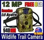 Ltl Acorn 12MP Camera Trail Hunting Game FREE 8GB SD Card Farm Security IR 940NM