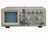 MCP CQ5010C 10 MHz Bench Oscilloscope with Probe NEW