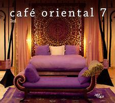 CD Cafe Oriental Volume 7 par différents 2CDs