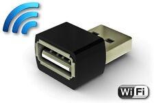 AirDrive Forensic Keylogger Pro - USB Hardware Keylogger, WiFi, Email, Timestamp