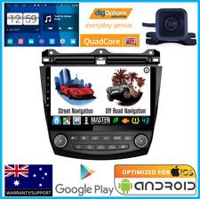 /GPS For Honda Accord Euro 03-07 Player Radio Navigation Stereo Bluetooth HD Cam