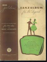 Heinz Munsonius - Das goldene Tanzalbum für die Jugend Band 1