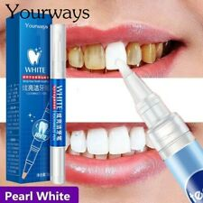 Yourways Magic Natural Teeth Whitening Gel PenOral Care Remove Stains (5 Pens)