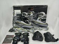 Rollerblade Lightning Advanced Fitness 80MM Wheels Progressive Fit US 11 OPEN BX