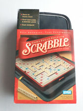 Scrabble Game Folio Travel Case Edition by Parker Brothers - New in Packaging!