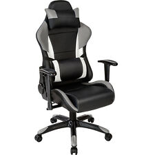 Racing Bürostuhl m. Lordosenstütze Schreibtischstuhl Chefsessel Drehstuhl B-Ware