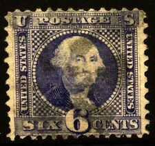 US Scott 115Washington  VF Used  $225.00