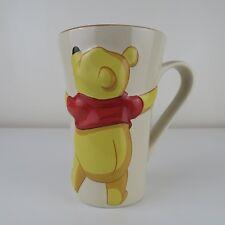 Disney Store Exclusive Winnie The Pooh 3D Hugging Mug 'Favourite Drink'