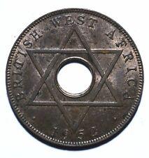 1952 British West Africa Half 1/2 Penny - George VI - Lot 1383