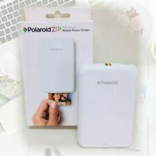 New Polaroid ZIP Mobile Printer White POLMP01W Bluetooth white 3 inches Japan