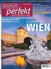 Deutsch perfekt, Heft Oktober 10/2012 - Einfach Deutsch Lernen +++ wie neu +++