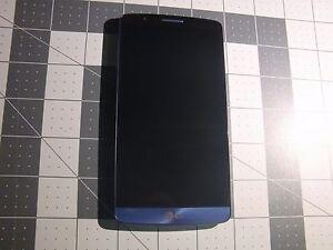 Unlocked LG G3 D850 - 32GB - Blue (ATT) Smartphone Good ESN