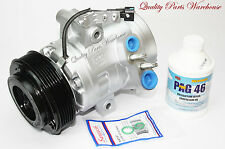 2008-2011 Ford Focus 2.0L; 2010-2013 Transit Connect;  A/C Compressor - Reman